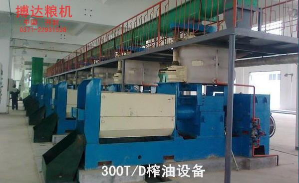 Normal Oil Seed Press Equipment