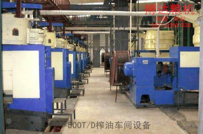 Cotton Seed Oil Press Equipment
